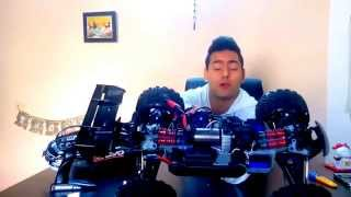 traxxas erevo brushless mxl6s waterproof unboxing review hd