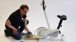 Rakenna sähköä tuottava kuntopyörä