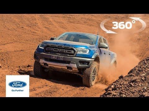 Ford Ranger Raptor: 360 Degree Outback Experience | Ford Australia