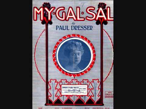 Danny Altier and His Orchestra - My Gal Sal (1928)