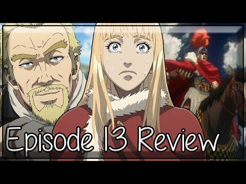 Leaving the Nest - Vinland Saga Episode 13 Review