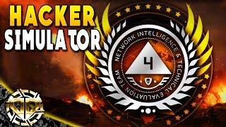 Hacker Simulator : Black Watchmen Meets The Dark Web : Nite Team 4 Gameplay: Ep 1