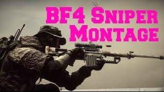 BF4 Long Range Sniper Montage #2 - BigE (60 FPS)