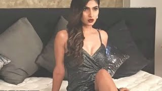 karishma sharma sexy lingerie photoshoot || Karishma Sharma Cleavage show, full nude no dress