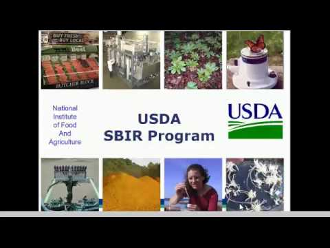 USDA NIFA Non-Land-Grant Agricultural and Renewable Resource Universities Webinar