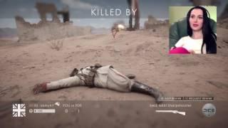ANKA Пулеметчица [Одинока и Очень Опасна] - Battlefield 1 : open beta