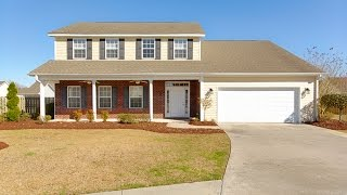Better than New Construction! 507 Pearl Valley Ct, Jacksonville NC Home For Sale