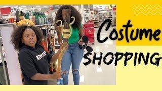 Costume Shopping | Family Vlogs | JaVlogs