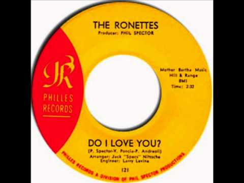 Download PHILLES 121 Original 45r.p.m.  ~ DO I LOVE YOU? ~ by THE RONETTES       BACK TO MONO 2013