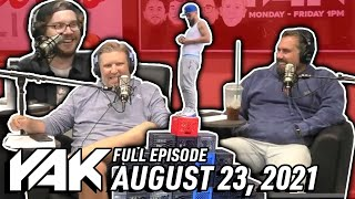 The Whole Squad Is BACK To Give THEIR THOUGHTS On The Milk Crate Challenge   The Yak 8-23-21
