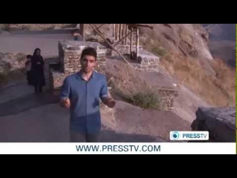 Ismaili Castle Alamut -PressTv