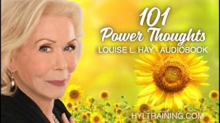 101 Power Thoughts Louise Hay