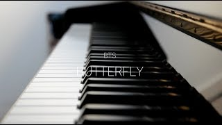 Video BTS (방탄소년단) - BUTTERFLY (Piano cover) download MP3, 3GP, MP4, WEBM, AVI, FLV Juli 2018