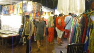Ночной рынок на Гоа (Анжуна) - тут все есть(, 2014-02-27T17:55:02.000Z)