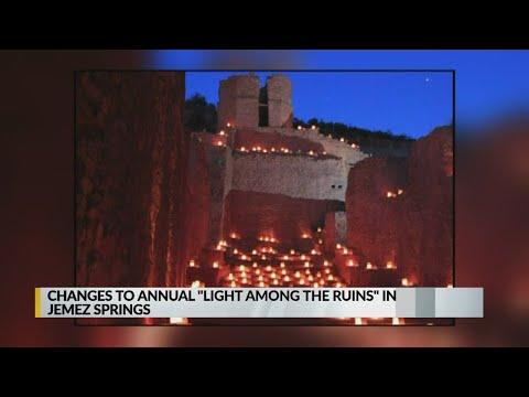 'Light Among the Ruins' adds changes to annual event