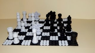 How to make 3d quilling chess set part1 ( quilling  pawn)