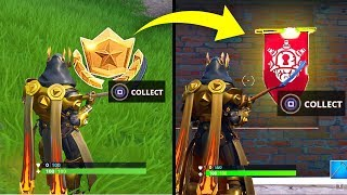 WEEK 10 SECRET BANNER SEASON 7 LOCATION GUIDE!- Fortnite Find the Secret Banner in Loading Screen 10