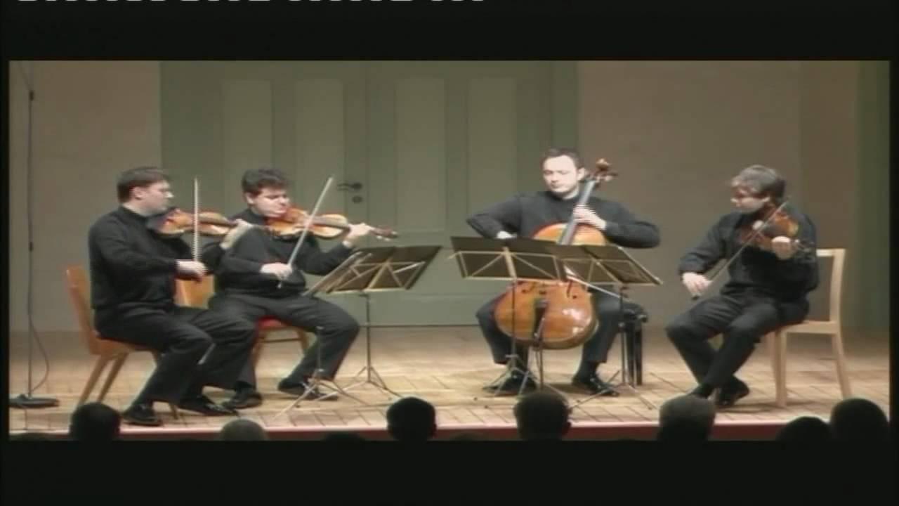 Jerusalem Quartet Alexander Borodin String Quartet N 2 Notturno