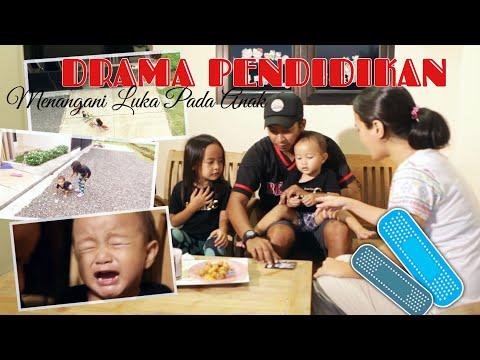 DRAMA PENDIDIKAN | Cara Menyembuhkan Luka pada Anak | Keluarga Zara Cute