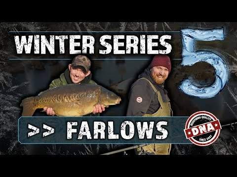 ***WINTER CARPING*** WINTER SERIES 5, FARLOWS, DNA BAITS - Mark Bartlett And Chris 'Bones' Holmes