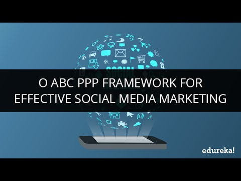 Social Media Marketing Tutorial Part 1 | Introduction to O ABC PPP Framework | Tips & Tricks
