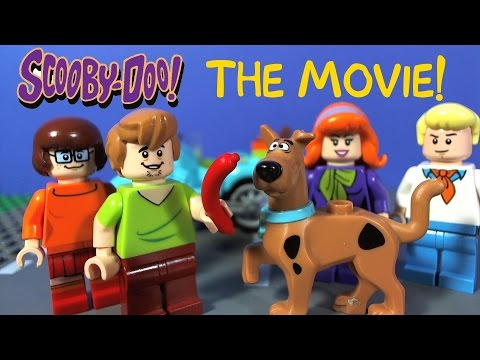 lego scooby doo the movie youtube
