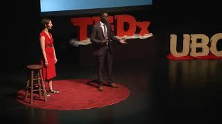 What do you think of yourself? | Stephen Kamanzi & Miriam Katz | TEDxUBCO