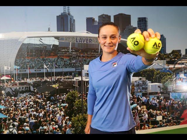 Ashleigh Barty | 2020 Australian Open Pre-Tournament Interview