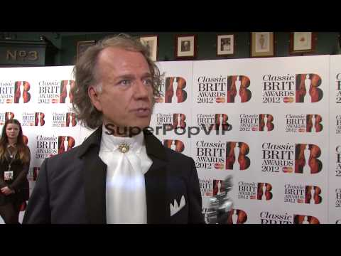 INTERVIEW Andre Rieu on his award, performing, sex and mo...