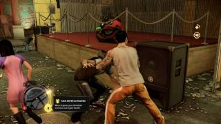 [PC] Sleeping Dogs - First Proper Fight