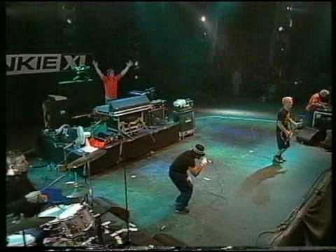 JUNKIE XL - SATURDAY TEENAGE KICK - PINKPOP 1998