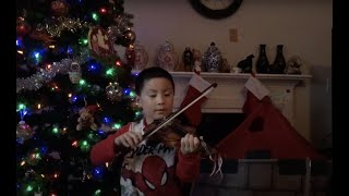 Suzuki Academy of Columbia Holiday Concert 2020
