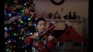 Suzuki Academy of Columbia Holiday Concert 2020