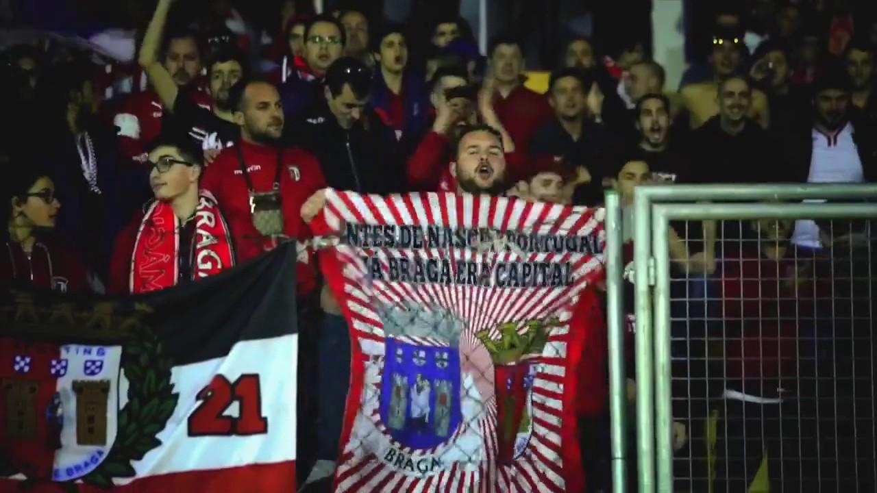 Braga Chaves: Ultras Braga Vs Chaves