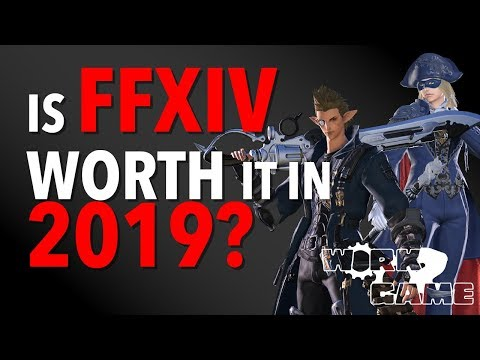 Is FFXIV worth playing in 2019? [Stormblood to Shadowbringers]