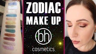 Палетка ZODIAC от bh cosmetics: макияж+обзор