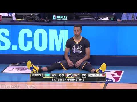 Stephen Curry 46 points @ OKC (Full Highlights) (02/27/16) U