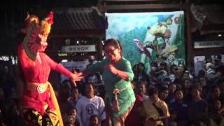 JOGED BUMBUNG CANTIK di Pesta Kesenian Bali 2017