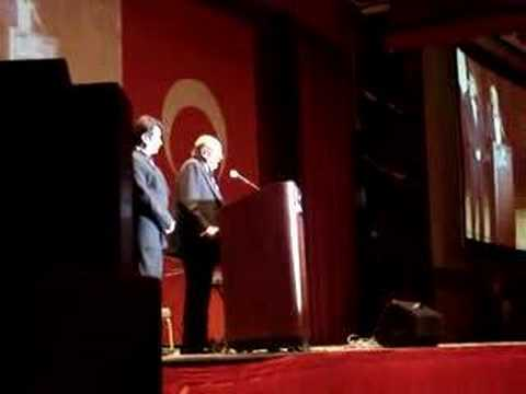 Ahmet Ertegun- ABD Turkish Speech- 2006 NY