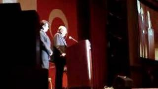 Ahmet Ertegun- ABD Turkish Speech- 2006 NY