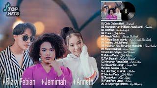 Download lagu Jemimah, Anneth, Rizky Febian, Mahen - TOP Lagu Terbaru POP Indonesia Terbaru & Terpopuler 2021