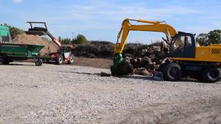 В Бресте открылся комплекс по переработке древесных отходов