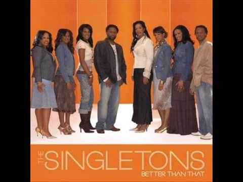 The Singletons - Created to worship you