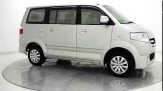 Jual Review Mobil Suzuki Apv Arena Sgx 1 5 Mt Abu Met 2010 Sold Youtube