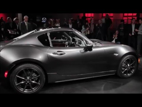 2017 Mazda Miata Hardtop Mx5 Retractable Fastback 1080p Hd You