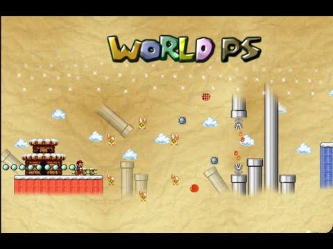 Mario Forever - World PS by Phantom Sapphire Walkthrough [HD]