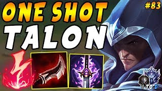 How to One Shot Everyone with Talon MID   Iron IV to Diamond Ep #83