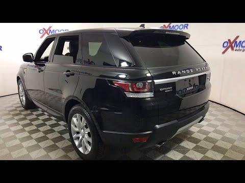 Louisville Land Rover >> 2016 Land Rover Range Rover Sport At Oxmoor Toyota Louisville