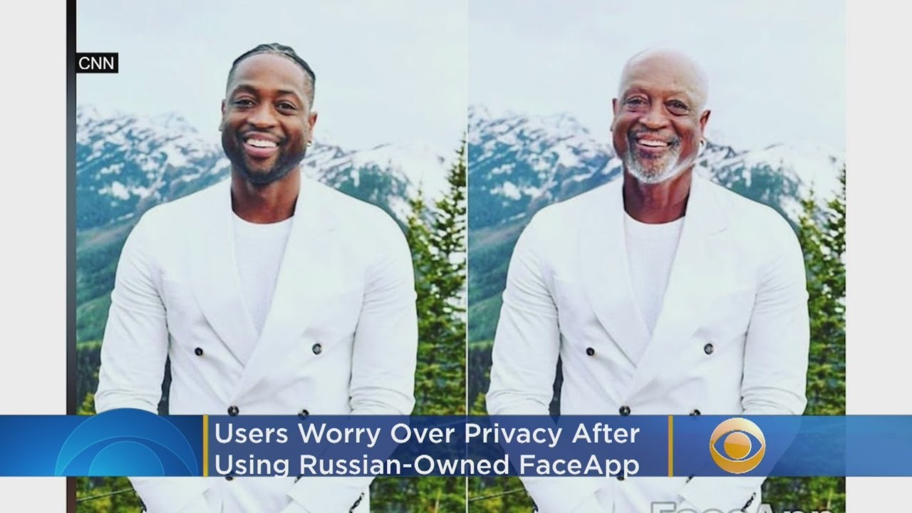 russian owned face app