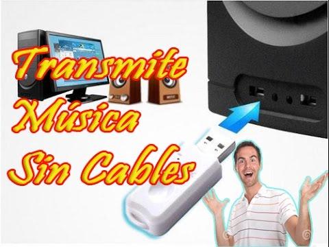 ¿MÚSICA SIN CABLES? RECEPTOR DE AUDIO BLUETOOTH USB!!! Review en Español!! ENGLISH SUBTITLE!!!